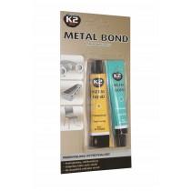 Κ2 Κολλα Σιδήρου Μιξης METAL BOND 57gr