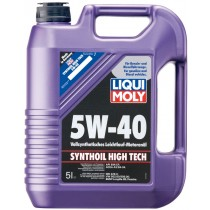 LIQUI MOLY 5W40 HIGH TECH 5L