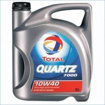 TOTAL 10W40 Quartz 7000 5 Λίτρα