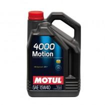 MOTUL 15W40 4000 MOTION 4L