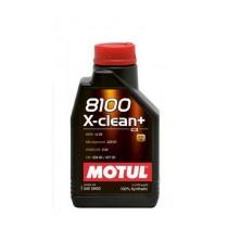 Motul 5W30 8100 XClean+ C3 1 Λιτρo