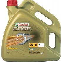CASTROL 5W30 EDGE TITANIUM FST C3 4L
