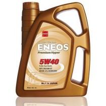 ENEOS 5W40 PREMIUM HYPER SM 100% SYNTHETIC 4L