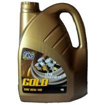 FEG GOLD SAE 10W40 Ημισυνθετικό Λιπαντικό 4L