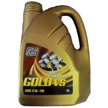 FEG GOLD VS 5W30 100% Συνθετικό 4L