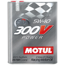 MOTUL 5W40 300V 2L POWER RACING