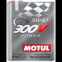 MOTUL 5W40 300V 2L POWER RACING