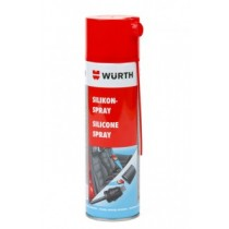 WURTH Καθαριστικό Σπρέι Σιλικόνης 500ml